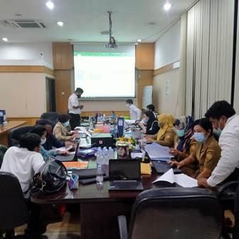 Audit Laporan BTT dan COVID-19