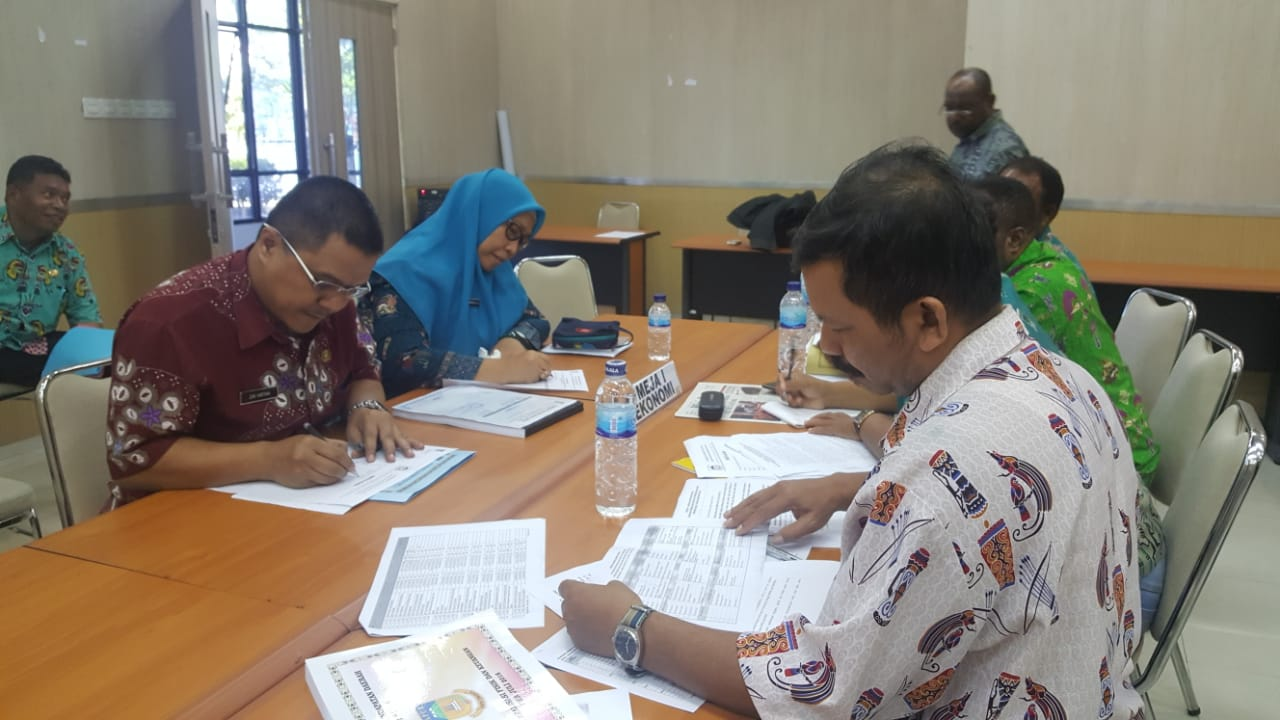 Monitoring Pelaksaanaan Program dan Kegiatan